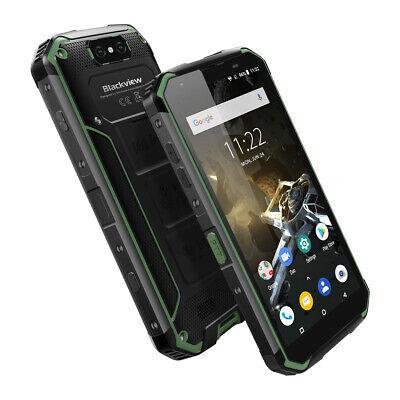 """BLACKVIEW BV9500 PLUS 5.7"""" wireless charge Smartphone 10000mAh IP68 waterproof M"""