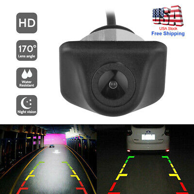 Universal Truck Auto Parking Reverse Backup Car Night Vision Rear View Camera US