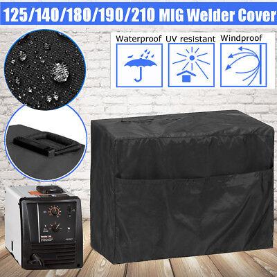 20x10x12 Waterproof Cover For Hobart Mig Welder 125140180190210