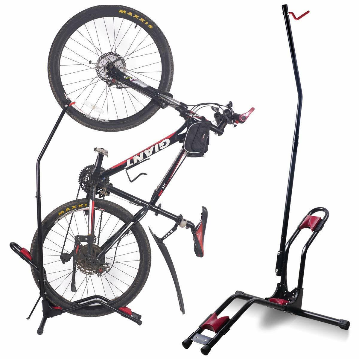 2 X Vélo Crochet neuf support vélo support vélo montage mural Noir