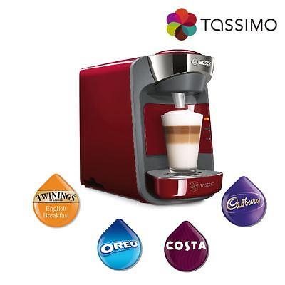 Tassimo TAS3203GB Suny Costa Coffee Hot Drinks Machine 1300W 0.8L Capacity Bosch