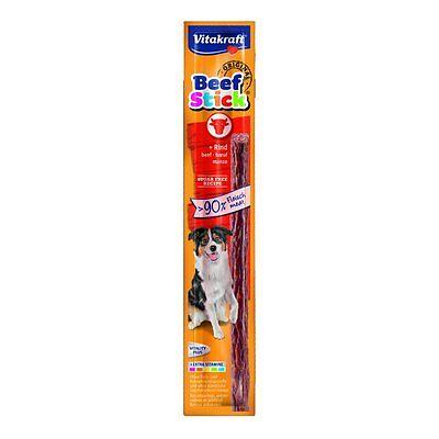 Vitakraft Beef Stick Original Rind - 50 x 12g - Leckerli Rindersticks Hundesnack