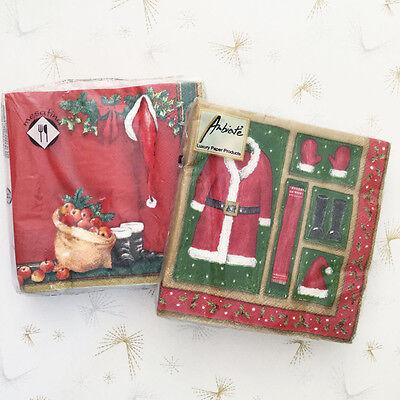 - Holiday Paper Napkins 2 Packs 5