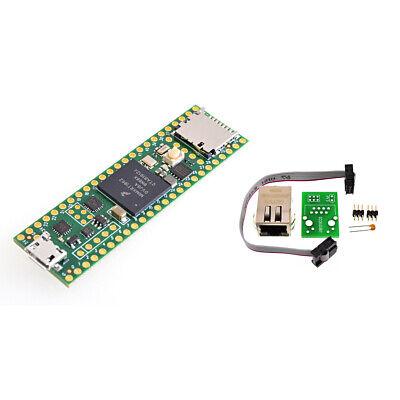 Pjrc Teensy 4.1 Imxrt1062 Microcontroller Development Board W Ethernet Kit