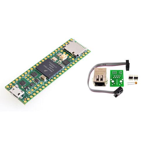 PJRC Teensy 4.1 iMXRT1062 Microcontroller Development Board w/ Ethernet Kit