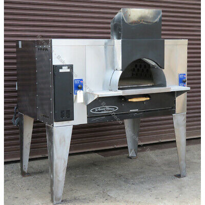 Bakers Pride Fc-516 Il-forno Gas Pizza Oven Used Excellent Condition