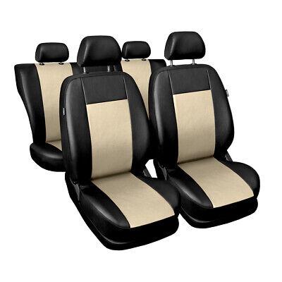 Dacia Duster 2x Front P4 Sitzbezüge Schonbezüge Sitzbezug Auto