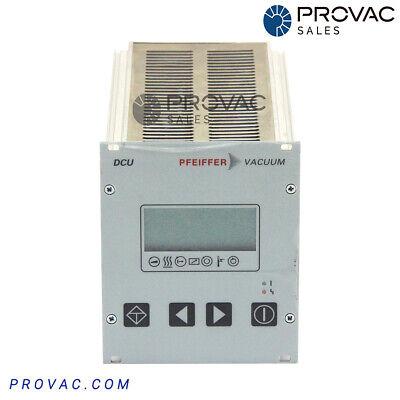 Pfeiffer Dcu-110 Turbo Pump Controller Rebuilt By Provac Sales Inc.