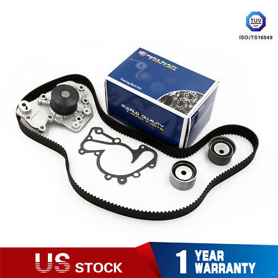 Fits Timing Belt Kit Water Pump 2001-2006 Hyundai Santa Fe 2.7L DOHC G6BA G6BV for sale  Chino