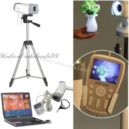 Digital Carema Electronic Colposcope video 800,000 + LED Handle +Tripod