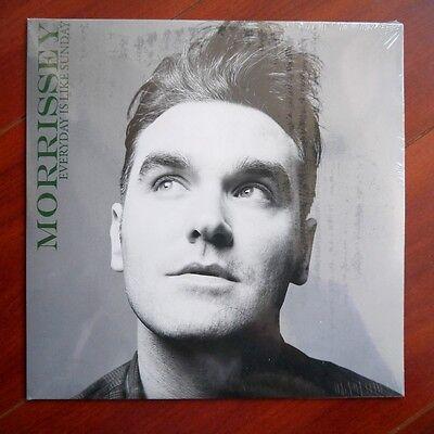 "Morrissey ""Everyday Is Like Sunday / Trash"" 2010 7"" Single Vinyl The Smiths"