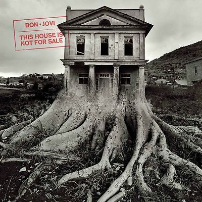 This House Is Not For Sale By Bon Jovi  Cd  Nov 2016  Island  Label