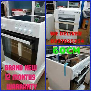 Eurotag 60cm Freestanding Electric Oven + Ceramic Cooktop STOVE R Dandenong Greater Dandenong Preview
