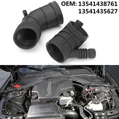 2PCS Air Intake Pipe Hose 13541435627 13541705209 For BMW E46 320i 325i 323i