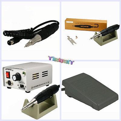 220v110v Strong 90 Micromotor Hand Polishing Polisher 35000 Rpm 102 Handpiece