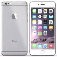 iPhone 6 Plus Silver 16gb Wallaroo Gungahlin Area Preview