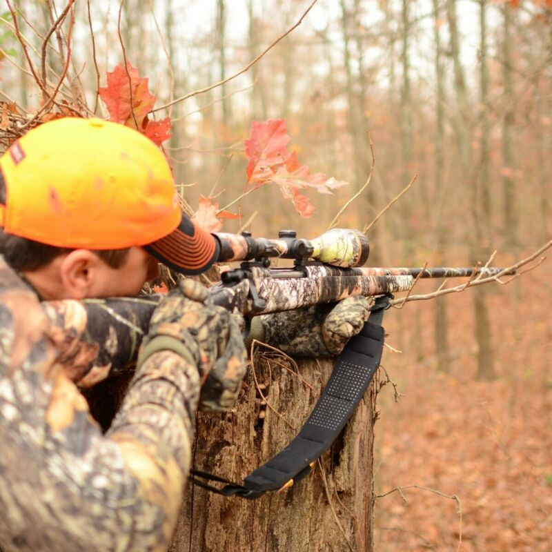 Rifle Wrap Mossy Oak Camo Skin