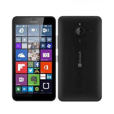 MICROSOFT LUMIA 640 XL RM-1063 AT&T UNLOCKED 4G LTE SMARTPHONE BLACK Store Demo