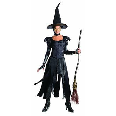 Oz the Great & Powerful Wicked Witch Costume Teen Size 2-6 Black No Hat #N109](Great Female Costumes)