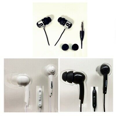 Fidelity Noise Reducing Earphones with Volume Control or Titanium Drivers ()