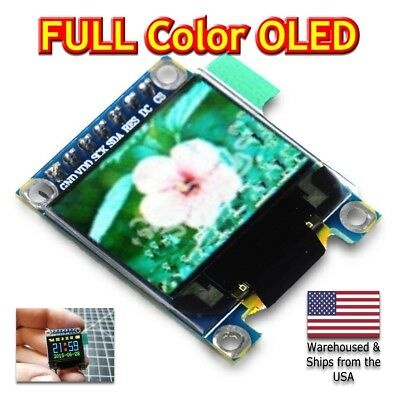0.95 Inch Spi Full Color Oled Display Module Ssd1331 96x64 For Arduino Pi Iot