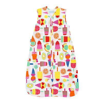 Fruit Cocktail Travel Grobag - Gro Company Baby Sleeping Bag Sack 0.5 Tog 18-36m