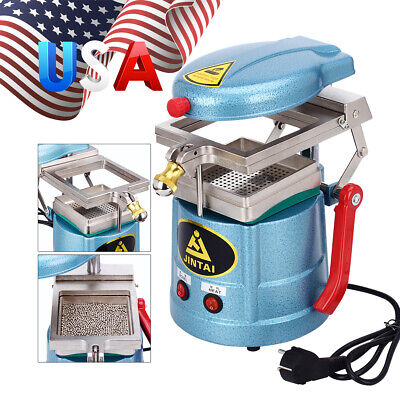 Dental Vacuum Forming Molding Machine 1000w Former Heat Thermoforming Press