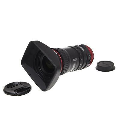 Canon CN-E 18-80mm T4.4 Compact-Servo Cinema Zoom Lens - EF Mount SKU#1151677