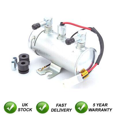 Para Clásico Mini MG 12V Eléctrico Gasolina Diesel Fuel Bomba FACET Redtop...