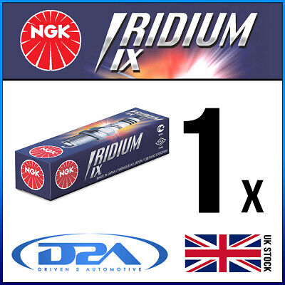 1x NGK BR7EIX (6664) Iridium IX Spark Plug *Wholesale Price SALE*