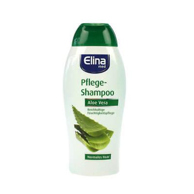 (17,80€/1L)250ml Elina Med Pflege Shampoo Aloe Vera Hautpflege für Normales (Aloe Vera 80 Shampoo)