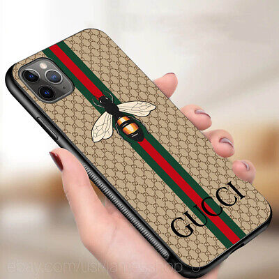Bee iphone 11 pro max 6 8 7 plus 11 xs max case samsung note S20 10+Gucci9cases