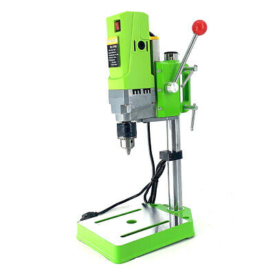 Mini Bench Drill Machine 110v 710w Electric Drill Stand Low Noise For Home Diy