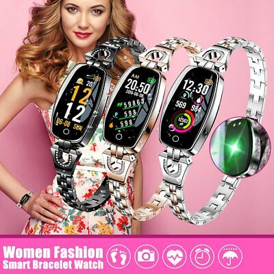 Women H8 Waterproof Bluetooth Smart Watch Ladies Phone Mate For Android iPhone