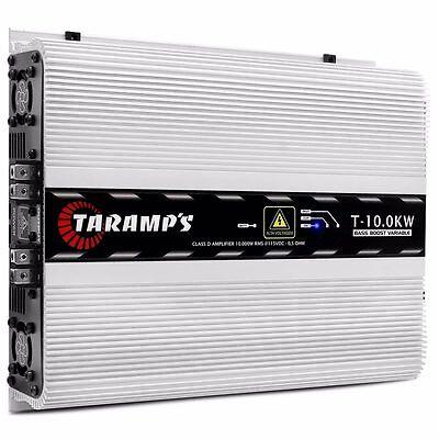 Taramps T10.0KW 10000 RMS 0.5 Ohm 1 Channel Class D Amplifier Module Competition comprar usado  Brazil