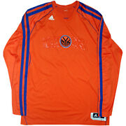 New York Knicks Long Sleeve Shirt