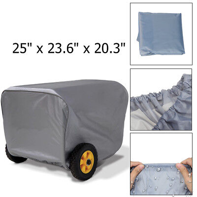 25 Generator Storage Cover For Champion Weather-resistant Dustproof Protection