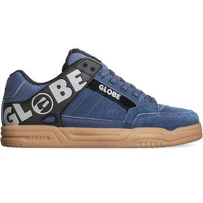 Light Navy Schuhe (Scarpe Uomo Donna Skate GLOBE Shoes Tilt Blu Light Navy Gum Schuhe Chaussures)