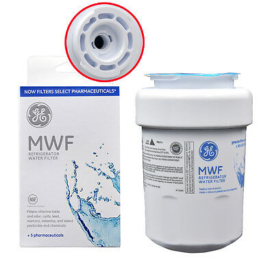 Oem Ge Mwf Smartwater Mwfp 46 9991 Gwf Hwf Wf28 Fridge Water Filter New Sealed
