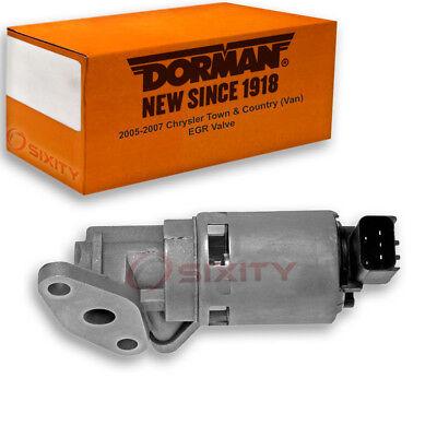 Dorman EGR Valve for Chrysler Town & Country Van 2005-2007 - Exhaust Gas