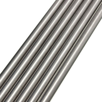 500mmx10mm 1pc Titanium Ti Grade Gr5 Titanium Alloy Rod Round Bar Metal