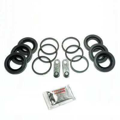 Porsche Cayenne Front brake caliper repair kit 19Z - Brembo 6 Pot 380mm B32992
