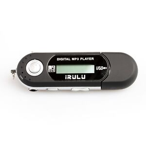 New iRulu Multi-color USB Digital MP3 Player 4GB 4G FM Radio Voice Recorder