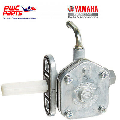 Yamaha ZUMA Scooter Many Years Fuel Cock Assembly 4CW-F4500-10-00 OEM GENUINE