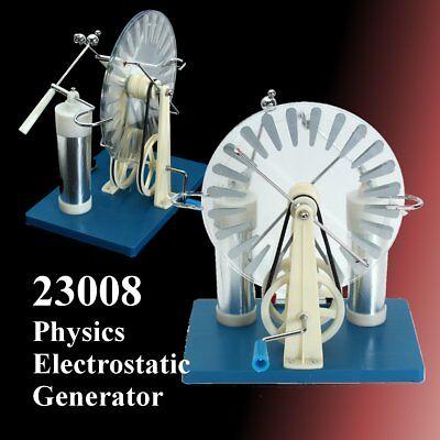 Wimshurst Static Machine Physics Electrostatic Generator Electricity 23008