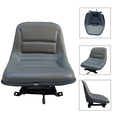 Universal Tractor Lawn Mower Seat Forklift Seat Wsliding For Loader Excavator