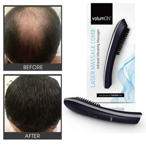 Laser Massage Comb For Infrared Hair Growth Regrowth Hair Thickening Home Use UK