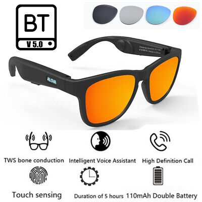bluetooth Speak TWS bluetooth Headset Bone Conduction Stereo Headset Sonnenbrill