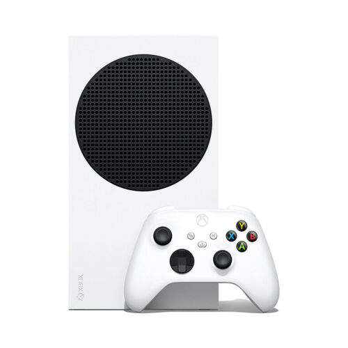 Microsoft Xbox Series S 512GB Video Game Console - IN HAND SHIPS NOW VIA FEDEX