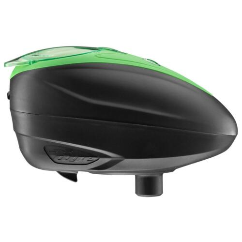 DYE LT-R Rotor LTR Paintball Loader Hopper Black/Lime NEW Free Shipping
